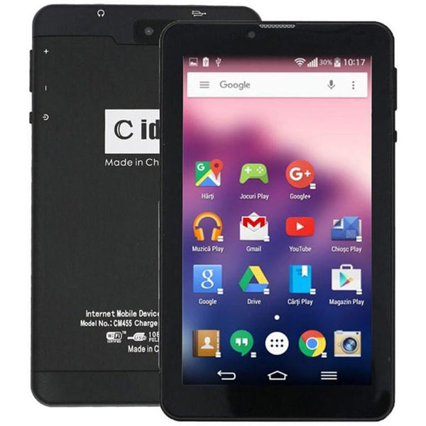 C IDEA CM455 7 INCH TABLET (ANDROID 6.1, 8GB+1GB, 4G+WI-FI, QUAD CORE, DUAL CAMERA) - Marheba