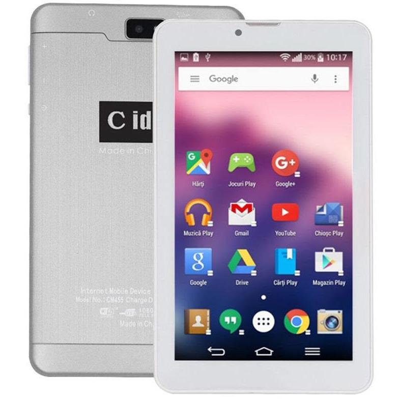 C IDEA CM455 7 INCH TABLET (ANDROID 6.1, 8GB+1GB, 4G+WI-FI, QUAD CORE, DUAL CAMERA)