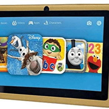 G Tab Q77 7-inch 8GB ROM 512MB RAM Android Wifi Tablet -GOLD - Marheba