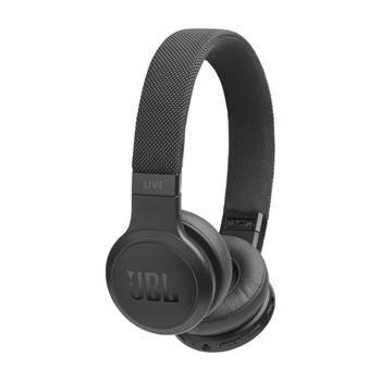 JBL Wireless Headphone LIVE 400BT Black - Marheba