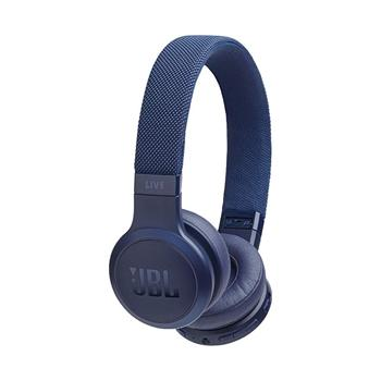 JBL Wireless Headphone LIVE 400BT Blue - Marheba