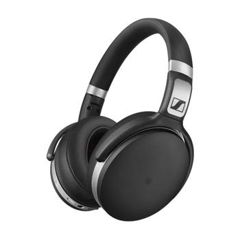 Sennheiser On Ear Wireless Headphone Black HD450BTNC - Marheba