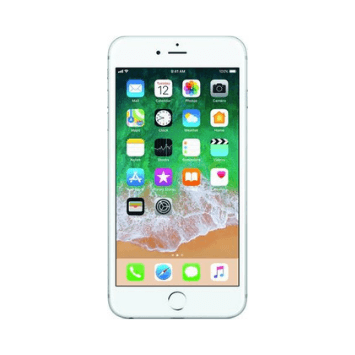 Apple iPhone 6S Plus (Silver,32 GB) - Marheba