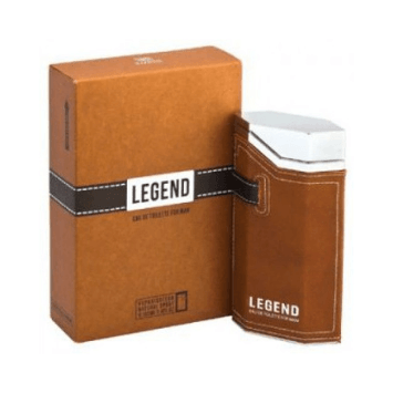Legend by Emper for Men - Eau de Toilette, 100ml - Marheba