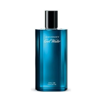 Cool Water by Davidoff for Men - Eau de Toilette, 125ml - Marheba