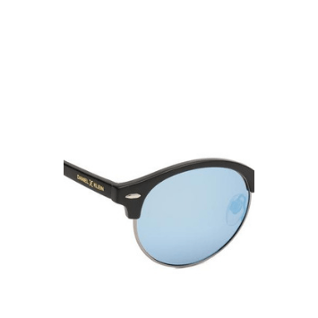 Daniel Klein Women Browline Mirrored & Polarized  Sunglasses DK4167-C4 - Marheba
