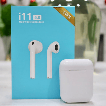i11 5.0 TWS True Wireless Headset Earbud Touch Mini 5.0 - Marheba