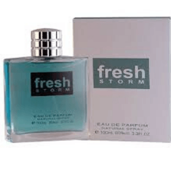 Fragrance World Fresh Storm EDP 100ml For Him - Marheba