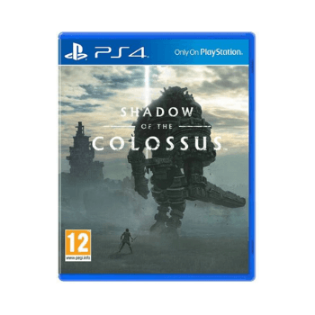 PS4 Shadow Of Colossus Game - Marheba