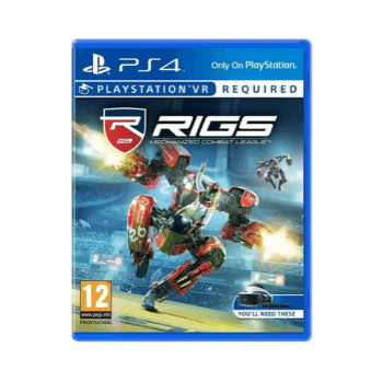 PS4 Rigs VR Game - Marheba
