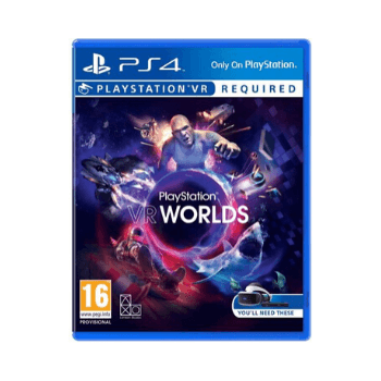 PS4 VR Worlds VR Game - Marheba