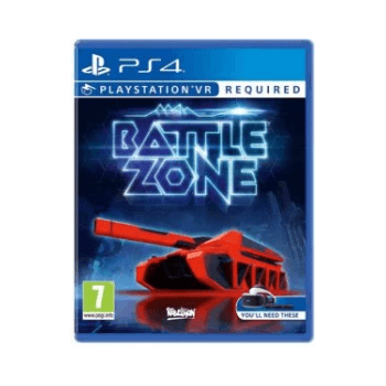 PS4 Battlezone VR Game - Marheba