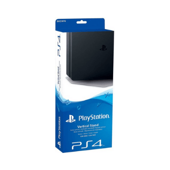 Sony CUHZST2E PS4 Pro & Slim Vertical Stand-Black - Marheba