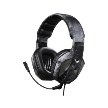 Hama Urage Soundz Evo Gaming Headset Grey Black For PC - Marheba