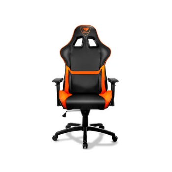 Cougar Armor Gaming Chair Black/Orange - Marheba