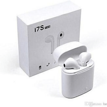 HBQ I7s Twin Bluetooth Double Earphones - Marheba