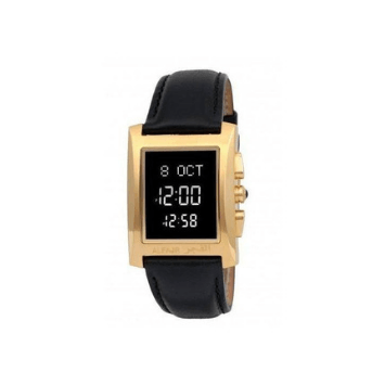 Al Fajr Casual Watch-Digital Leather- WL-08L - Marheba