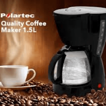 Polartech Coffee Maker 1.5L (PT-404) - Marheba
