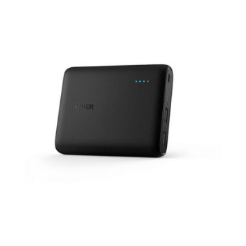 Anker Power Bank 13000 Mah Color:Black (Warranty:18 months) - Marheba