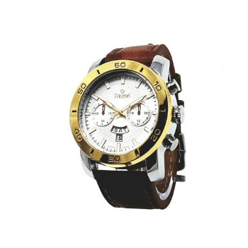 Sveston Leather Band Sports SV-8183(Brown) - Marheba
