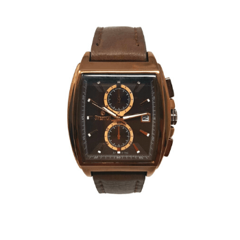 Sveston Leather Band Sports SV-8179(Brown) - Marheba