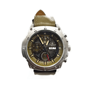 Sveston Leather Band Sports SV-8154 (Green) - Marheba