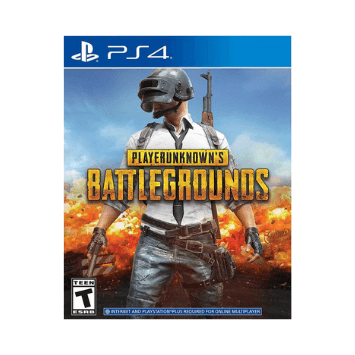 Player Unknown's Battlegrounds PS4 - Marheba