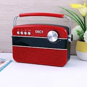 Creto A13 Okcy Fm Radio USB Player - Marheba