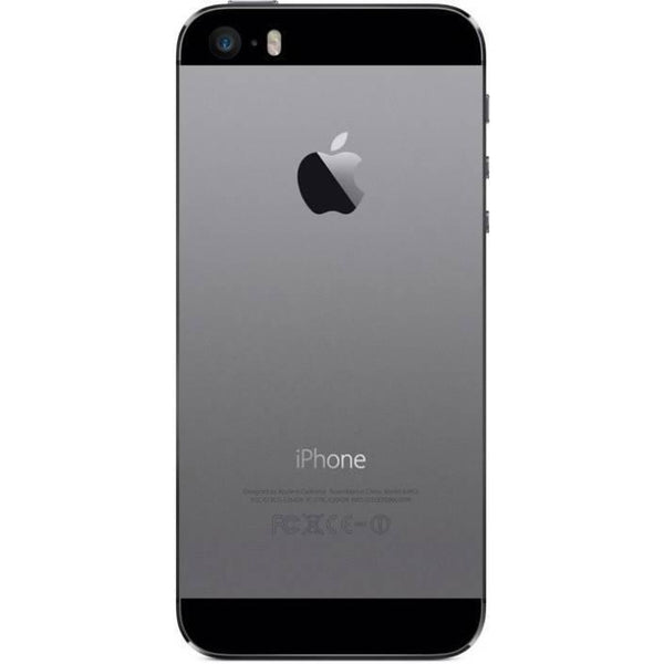Apple iPhone 5s (Space Grey,16 GB) - Marheba
