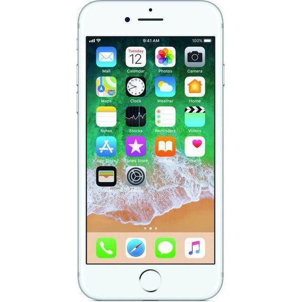 Apple iPhone 7 (Silver) - Marheba