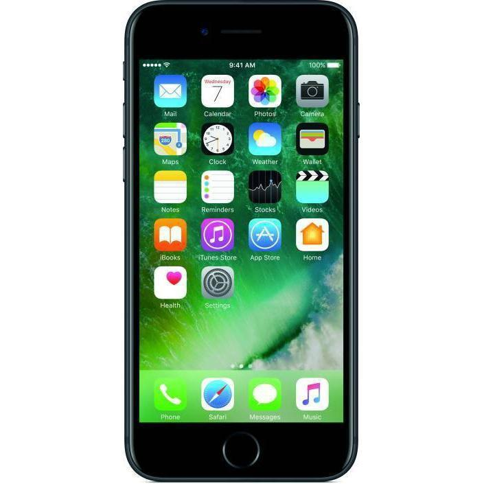 Apple iPhone 7 (Black) - Marheba