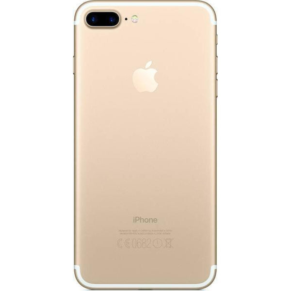Apple iPhone 7 Plus (Gold) - Marheba