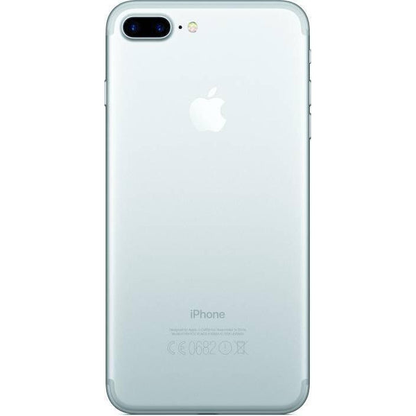 Apple iPhone 7 Plus (Silver,256 GB) - Marheba