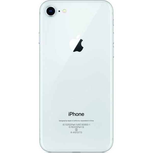 Apple iPhone 8 (Silver) - Marheba