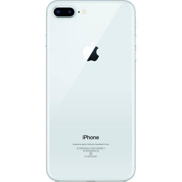 Apple iPhone 8 Plus (Silver) - Marheba