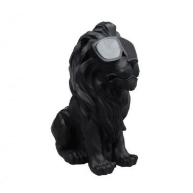 Lion King Portable Bluetooth Speaker (Black) - Marheba