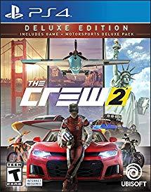 The Crew 2 Deluxe Edition PS4 - Marheba