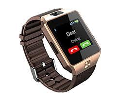 BSNL DZ09 Smart Watch,Black - Marheba