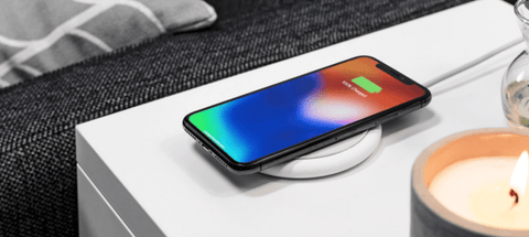 Budi Wireless Charging Pad (Warranty:18 months) - Marheba