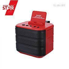 Wster Wireless Bluetooth Speaker (WS-1528) - Marheba