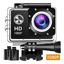 Action Camera Waterproof 30m Sport Camera - Marheba