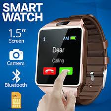 Bison Smart Watch (Gold) - BS 7