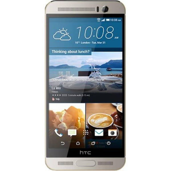 HTC One M9 Plus - 32GB, 4G LTE, WiFi, Gunmetal Gray - Marheba