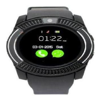 BSNL Smart watch, Black -A2 - Marheba