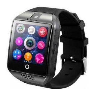 BSNL Smart watch, Black - A25 - Marheba