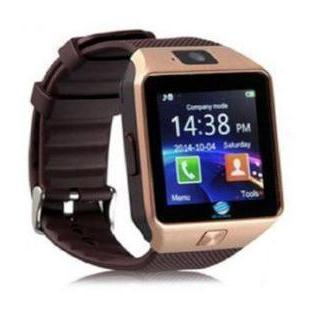 BSNL Smart Watch  For Android & iOS, Gold -A1 - Marheba