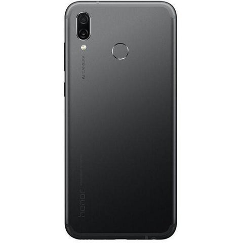 Honor Play Dual SIM 64GB 4GB RAM 4G LTE-BLACK - Marheba