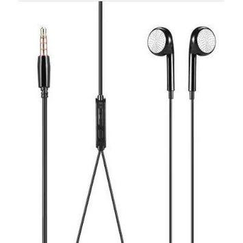 KYIN K11 3.5mm  Wired Smart Tuning Earphones - BLACK - Marheba