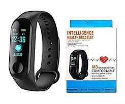 M3 Health Bracelet and Activity Tracker (BUY ONE, GET ONE)