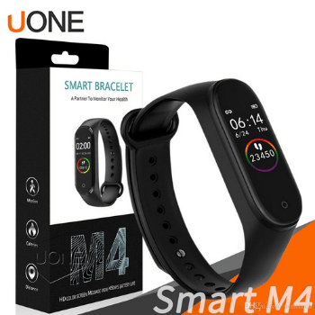M4 Smart Band 4 Fitness Tracker Sport Bracelet Heart Rate Smartband Monitor - Marheba
